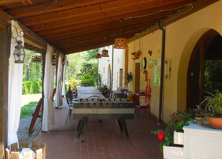 Mimosa Appartamenti Agriturismo Chianti